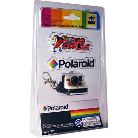 World's Coolest Polaroid Camera