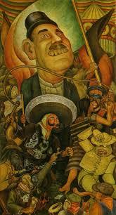 David Alfaro Siqueiros Murales Y Su Significado by Carnaval De La Vida Mexicana Dictadura Diego Rivera 1936