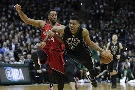DeMar DeRozan Raptors Shut Down in Blowout Game 3 Loss to Bucks