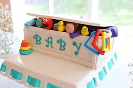 How to make a Toybox Cake