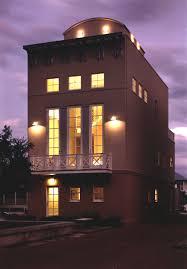 100 Alexander Gorlin Architects Eclipse Townhouse Seaside Florida