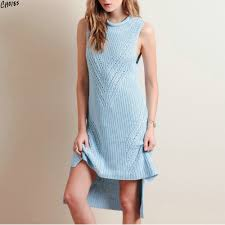 sleeveless sweater dress promotion shop for promotional sleeveless