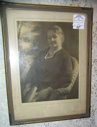 Antique Photograph Of A Woman In A Wicker Chair - Aug 11, 2019 ...