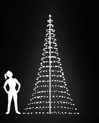 FLAGPOLE CHRISTMAS TREE 13ft