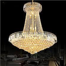 msaj goldene kristall kronleuchter leuchten die wohnzimmer