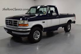 100 1995 Ford Truck F150 XLT 4X4 For Sale 101917 MCG