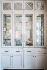 Dining Room Cabinet With Glass Doors Ikea Hutch Used Tall Sideboard Living Furniture Full Size Dinning Wooden Cabinets Serving White Bu
