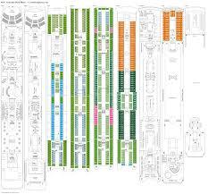 Azamara Journey Deck Plan 2017 by Msc Armonia Deck Plans Diagrams Pictures Video