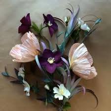 Paper Flower Posy By The Cobra Lily
