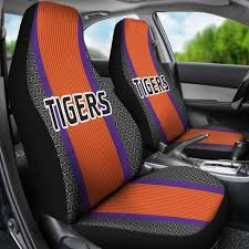 100 Truck Seat Covers Clemson TigersTigersClemson FootballAuto SUV