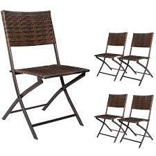 Amazon.com: Devoko Rattan Patio Dining Chair 4 Pieces Space ... Buy Amazon Brand Solimo Foldable Camping Chair With Flash Fniture 4 Pk Hercules Series 1000 Lb Capacity White Resin Folding Vinyl Padded Seat 4lel1whitegg Amazonbasics Outdoor Patio Rocking Beige Wonderplast Ezee Easy Back Relax Portable Indoor Whitebrown Chairs Target Gci Roadtrip Rocker Quik Arm Rest Cup Holder And Carrying Storage Bag Amazoncom Regalo My Booster Activity High Comfort Padding Director Alinum Mylite Flex One Black 4pack Colibroxportable Fishing Ezyoutdoor Walkstool Compact Stool 13 Of The Best Beach You Can Get On