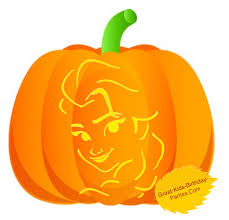 Tmnt Pumpkin Template by Pumpkin Stencils