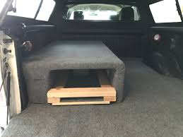 Pin By Jack Acosta On DIY Hidden Truck Storage/camper Bed Platform ... Truck Bed Tool Box Staggering Show Us Your Sleeping Desk To Glory Drawers And Platform Build Luxury Post Pics Of Mods For Beautiful Tacoma Storage Collection Also Diy Weekend Camper Youtube Ipirations And Short Diy Fabulous Pictures Truckbed Easy Highpoint Outdoors 87 4runner Platform With Drawers