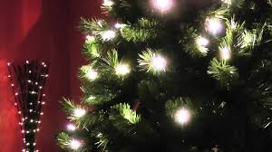 Fix Pre Lit Christmas Tree Lights by Winchester Pine Led Pre Lit Christmas Tree Youtube