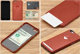 Bellroy Introduces Their First Ever Phone Case Card Wallet For The IPhone 6