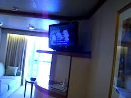 Ruby Princess Baja Deck Plan by Ruby Princess Dolphin Deck Room D607 Mini Suite Youtube