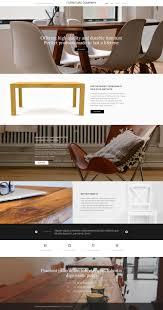 100 Interior Design Website Ideas 55460 Furniture Profile Company Custom Template