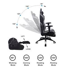 HAPPYGAME Racing Gaming Chair Oversized High-Back Computer Chairs PU ... Best Gaming Chair 2019 The Best Pc Chairs You Can Buy In The Gtracing Gaming Chair For Big Guys Vertagear Pl6000 Review Youtube 8 Chairs Under 200 May Reviews Buying Guide Big And Tall Reddit Brazen Stag 21 Bluetooth Surround Sound Greyblack Racing 350 Lbs Capacity Oversized Ergonomic Office Pewdpie Clutch Rocking Comfy Monty Childs Python Toddler Simlife Large Car Style Highback Leather