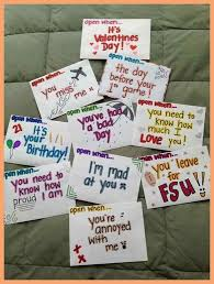 open when letters for your boyfriend