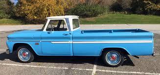 100 1966 Chevy Trucks Chevrolet C10 Pickup Truck 13K Miles For Sale 109921 MCG