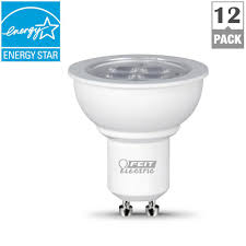 feit electric 35w equivalent warm white mr16 gu10 dimmable led