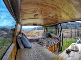 100 Hill Country Insulation Adding Van For Hot Weather Parked In Paradise