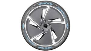 100 Tire By Mark Goodyear EfficientGrip Performance Prototype Tire For EVs