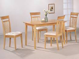 dining chairs light wood captivating light wood dining room sets