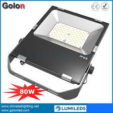 outdoor led flood light 80 watts 250w 300w halogen l led