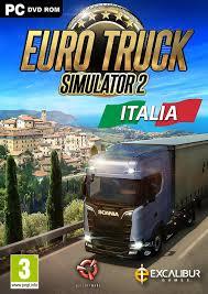 Amazon.com: Euro Truck Simulator 2: Italia Add On (PC DVD) (UK ...