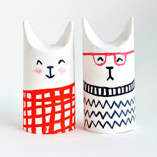 By 20 DIY Toilet Paper Roll Craft Ideas
