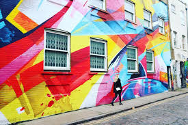 Joe Strummer Mural London Address by London Graffiti Instagrams The 5 Best Spots For A Cool Shot