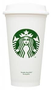 This Undated Photo Provided By Starbucks Corp Shows A Reusable Cup AP