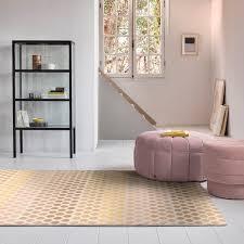 esprit teppich spotted stripe rechteckig 13 mm höhe wohnzimmer