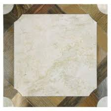 Lamosa Tile Home Depot by Merola Tile Madera Mix 7 7 8 In X 23 5 8 In Ceramic Floor And