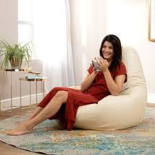 gaming sitzsack kunstleder sitzsäcke für das wohnzimmer
