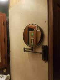 Extendable Bathroom Mirror Walmart by Jerdon 8