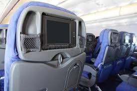 siege avion moniteur d affichage à cristaux liquides sur le siège de l avion