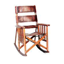 Leather Back Rocking Accent Chair - Peter Corvallis Productions Vintage Leather Rocking Chair Jack Rocker In Various Colors Burke Decor Uhuru Fniture Colctibles Folding 125 Chairs Armchairs Stools Archivos Moycor West Coast Fruitwood Folding Chair With Leather Seat Lutge Gallery By Ingmar Relling For Westnofa 1960s And Wood Boat Angel Pazmino Lounge Muebles De Estilo Spanish Ralph Co Midcentury Modern Costa Rican Campaign Antique Upholstered Flippsmart