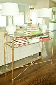 Narrow Sofa Table Behind Couch by Best 25 Sofa Table Styling Ideas On Pinterest Entry Table