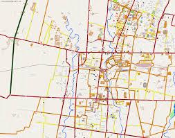 City Maps Yogyakarta