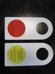 panneau de chambre pannonceau de porte panneaux accessoires le fabriquant