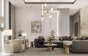 100 Interior Designers Residential Design Of Luxury Modern Residence Riyadh Saudi