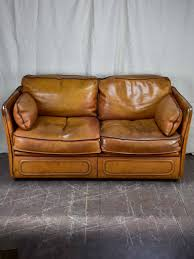 100 Roche Bobois Leather Sofa Vintage Leather Two Seat Sofa Chez Pluie