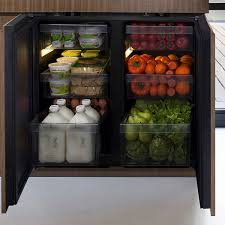 Modular Refrigeration Reimagine Seamless Integration Refrigerators Wine Coolers Ice Makers Undercounter Built In