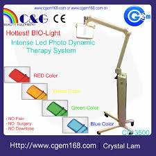 PDT led light therapy machine All Products Guangzhou C&G Beauty