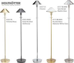 holtkotter s glass or metal shade l series brand lighting