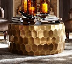 Vince Metal Clad Coffee Table