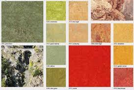 Forbo Marbled Linoleum Flooring Pattern Example