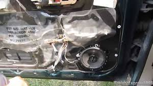 100 Best Truck Speakers How To Change The Door On A 19951998 Chevy CK Pickup